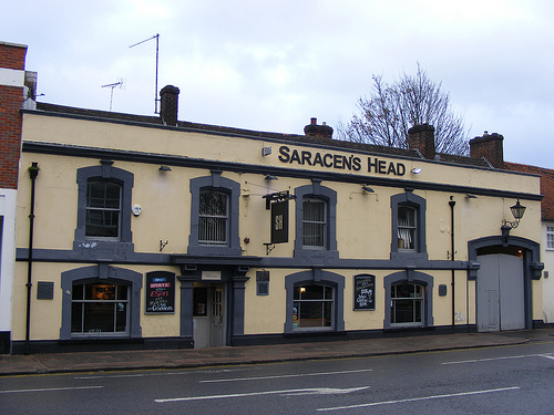 Saracens Head Dunstable